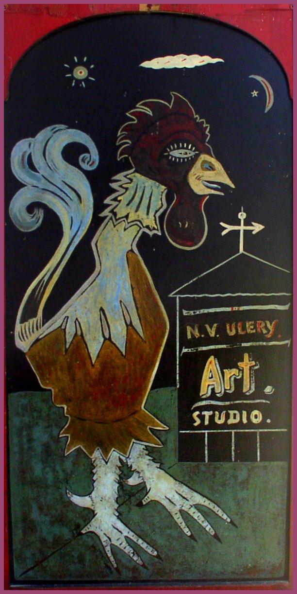 N. V. Ulery Art Studio